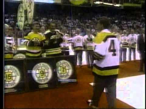 Classic Boston WBZ Sports Video