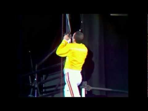 Queen - Under Pressure (Live at Wembley 11.07.1986)