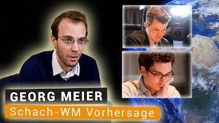 Georg Meier zu Partie 12 und den Tie-Breaks der Schach-WM 2018