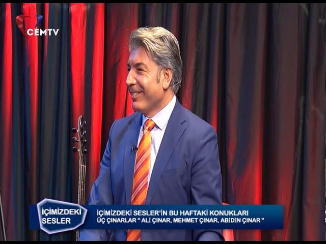 Ali Rıza Erdoğan ile İçimizdeki Sesler Üç Çınarlar 05 Ocak 2020