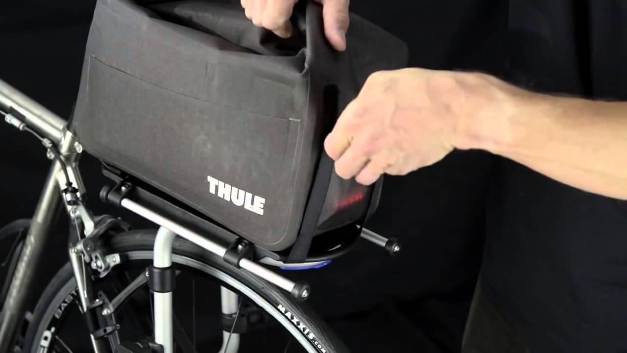 Thule Pack N Pedal Trunk Bag Youtube