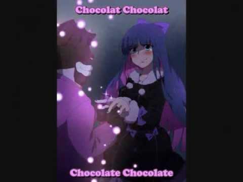 Chocolate - TCY FORCE Panty & Stocking With Garterbelt [Sub Español]