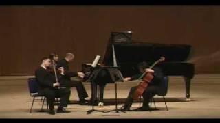 Piazzolla: Primavera portena (Spring) Piano trio
