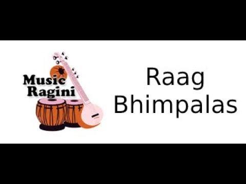 Raag Bhimpalasi ll Marathi Classical Song ll Music Ragini