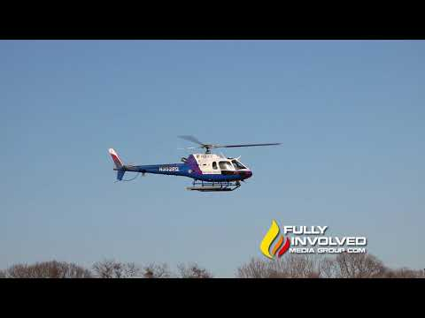 Bellport NY Child Airlifted to Hospital After Being Bitten by Dog 04-11-18
