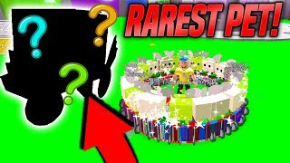 THIS PET IS NOW THE RAREST IN PET SIMULATOR! *LIMITED* (Roblox)