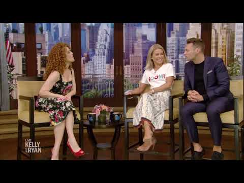 Bernadette Peters on Broadway Barks and Saying Goodbye to