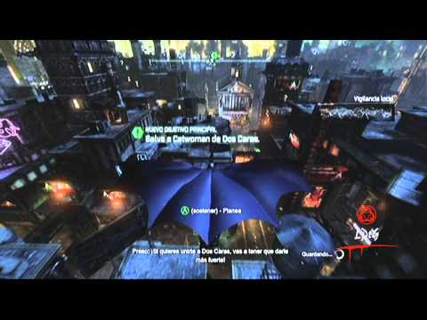 LPtG HD - Batman Arkham City [Análisis | Review]