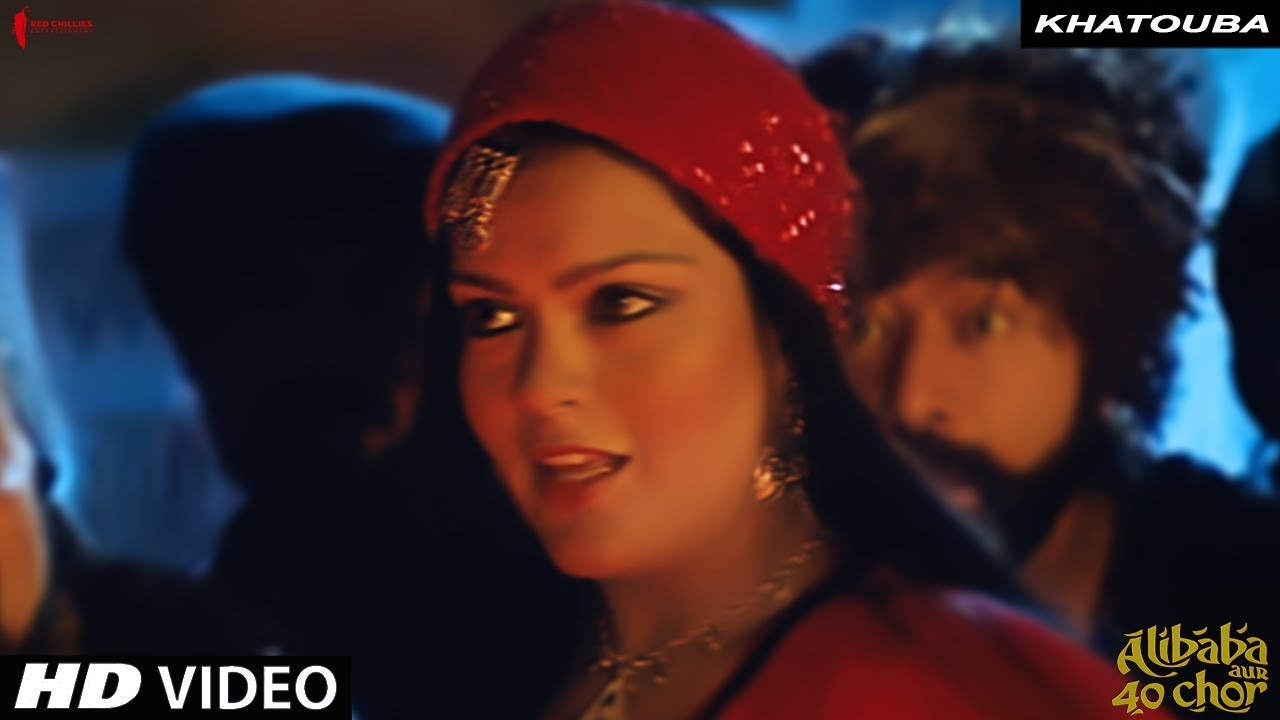Khatouba   Asha Bhosle   Alibaba Aur 40 Chor   R D Burman