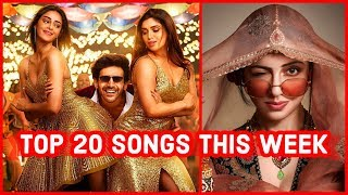 Top 20 Songs This Week Hindi Punjabi Songs 2019 November 23 Latest Bollywood Songs 2019