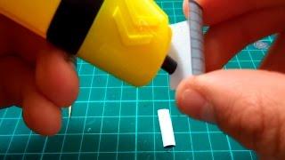 tutorial papercraft 3 | pegar piezas