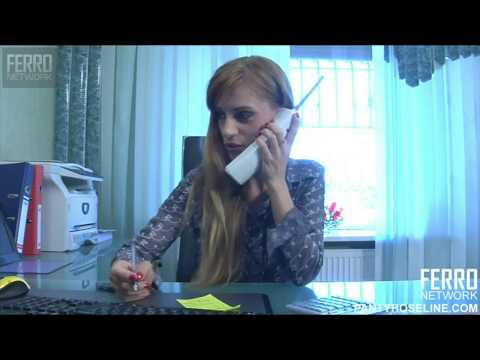 Ferro Network - Rosa&Rolf hot pantyhose video