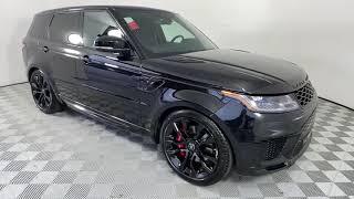 2020 Land Rover Range Rover Sport Gwinnett, Norcross, Duluth, Lawrenceville, Roswell, GA LA710439