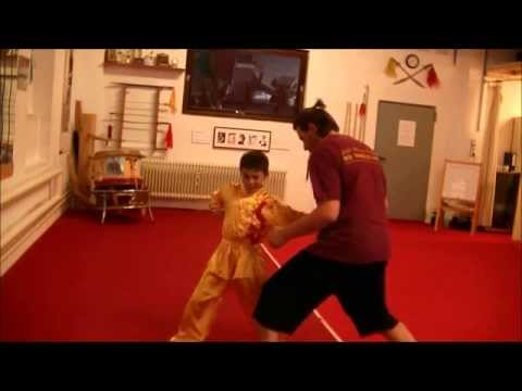 Intensiv-Trainingstage 2015 Baji Quan