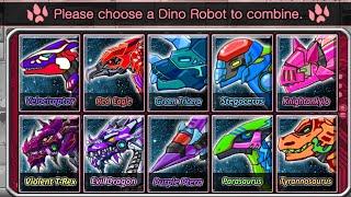 Мультфильм игры для детей Сборка скелет динозавра  #5