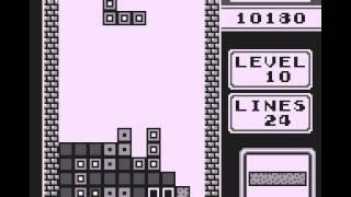 Tetris - Vizzed.com Play - Level 9-12 - User video