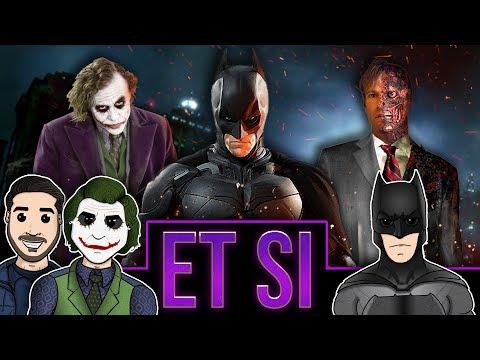 ET SI... BATMAN N'AVAIT PAS TUÉ HARVEY DENT ? (ft. JACK)