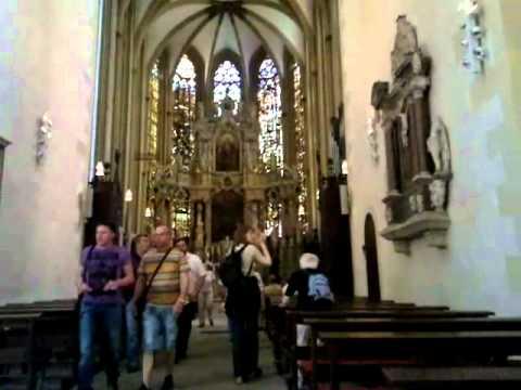 Video Tour: Marienkirche / Erfurter Dom (Erfurt, Germany)