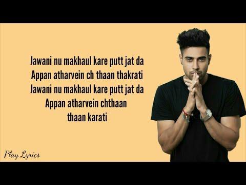Jawani:(lyrics)| Guri (Official Video) Deep Jandu | Gangland In The Motherland | Latest Punjabi Song
