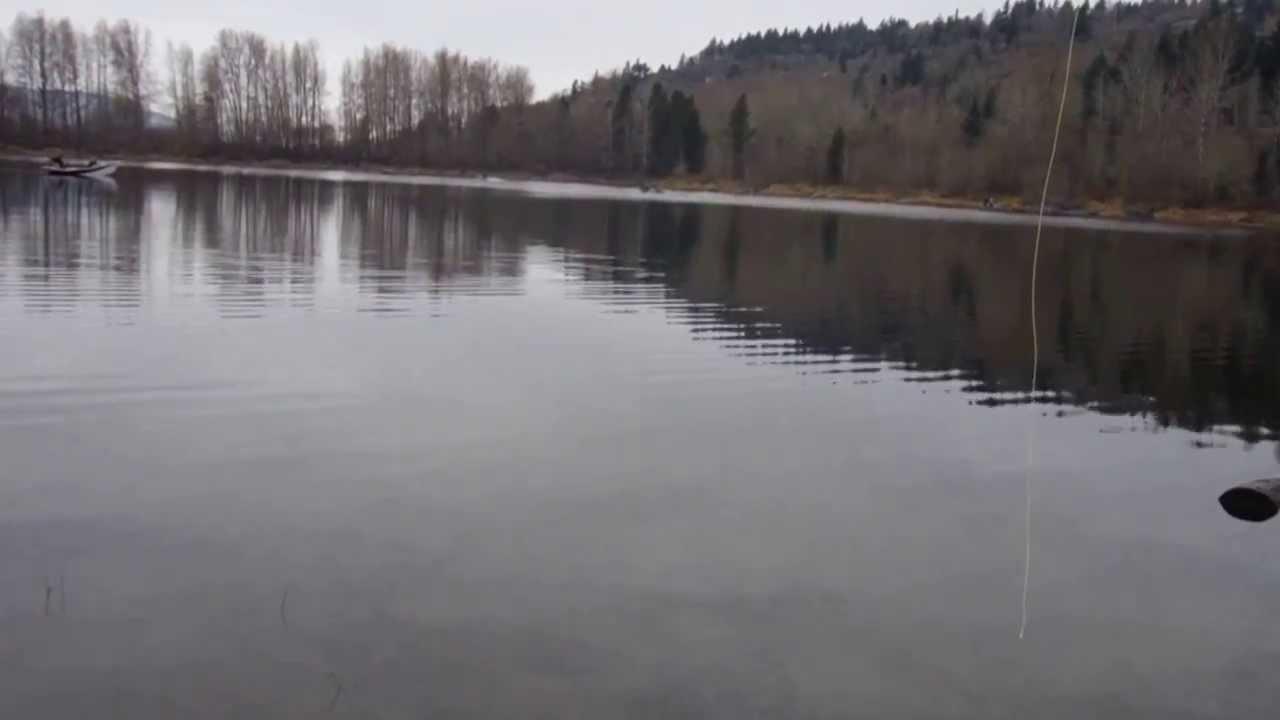 kress lake. kress lake 11-29-13 o
