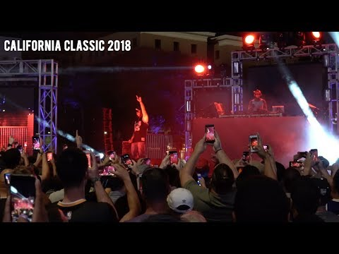 Lil Jon Concert at Golden 1 Center after Kings vs Warriors