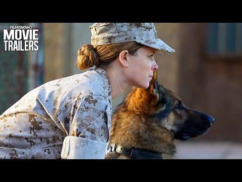 MEGAN LEAVEY Full online: War Dog drama starring Kate Mara