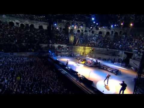 Metallica - Live In France - Nimes 2009