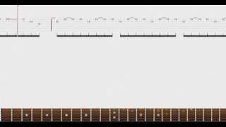 Guitar Tab | Lead Afterlife