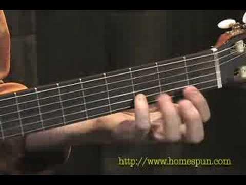 Aaron Gilmartin Teaches Basic Flamenco...