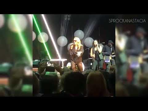 Anastacia Live @ Sport Presse Ball Frankfurt Germany 4/11/2017