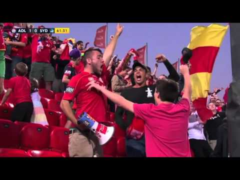 Adelaide United 15/16 Full Season Highlights with Fan Reactions