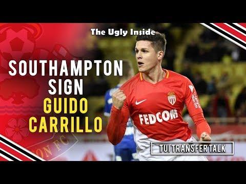 TUI Transfer Talk: Southampton sign Guido Carrillo | The Ugly Inside