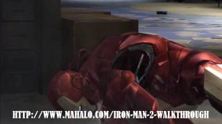 Iron Man 2 Walkthrough - Mission 1: The Stark Archives Part 1