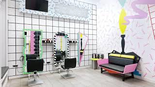 ~/ Hair Salon Answering Machine /~ // Signalwave / Vaporwave / Utopian Virtual Mix