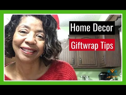 Christmas Decorate with Me DIY Home Decor Ideas | Useful DIY Paper craft