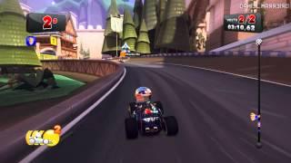 F1 RACE STARS DEMO (Lançamento)