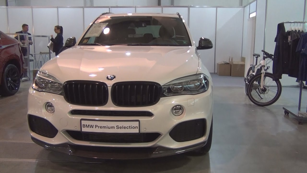 bmw x5 xdrive 40d m sport 6 1 2016 exterior and interior in 3d youtube. Black Bedroom Furniture Sets. Home Design Ideas