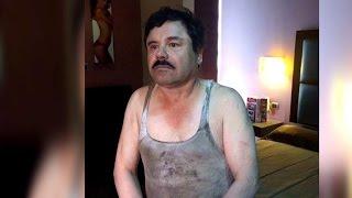 """El Chapo"" faces judge in Brooklyn court"