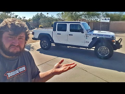 Jeep Gladiator After 5000 Miles - Was It Worth The Money?!