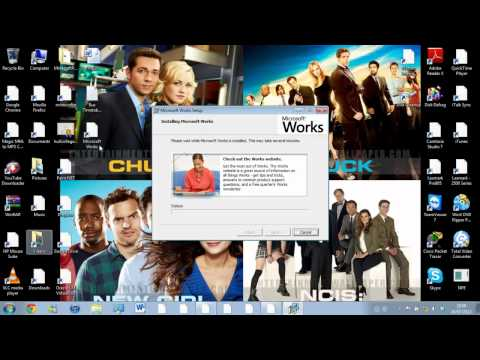 Get Microsoft Works SE 9 For Free