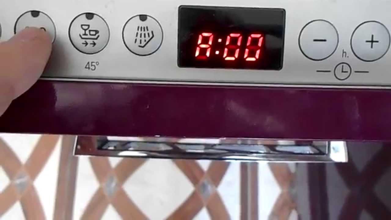 посудомоечная машина bosch srs 45 to 2 eu инструкция по эксплуатации