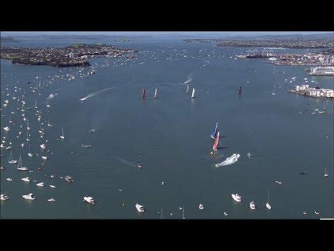 Volvo Ocean Race 2018 employs Vesper Marine technology