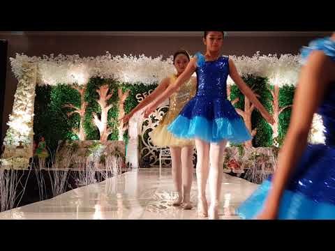 [Event Vlog] Musical Ballet Performance - Able Ballet - Secret Garden Wedding & Jewelry Expo 2017