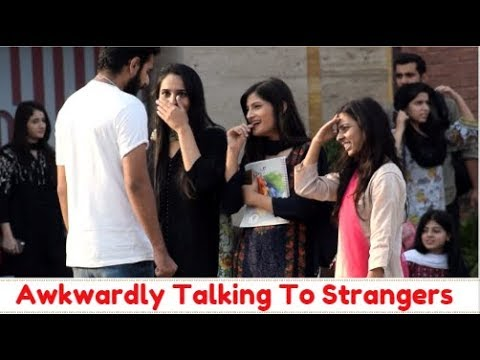 Awkwardly Talking To Strangers | How not to Approach girls | UCP