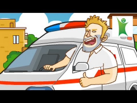 Открытки, прикольные картинки водитель скорой помощи
