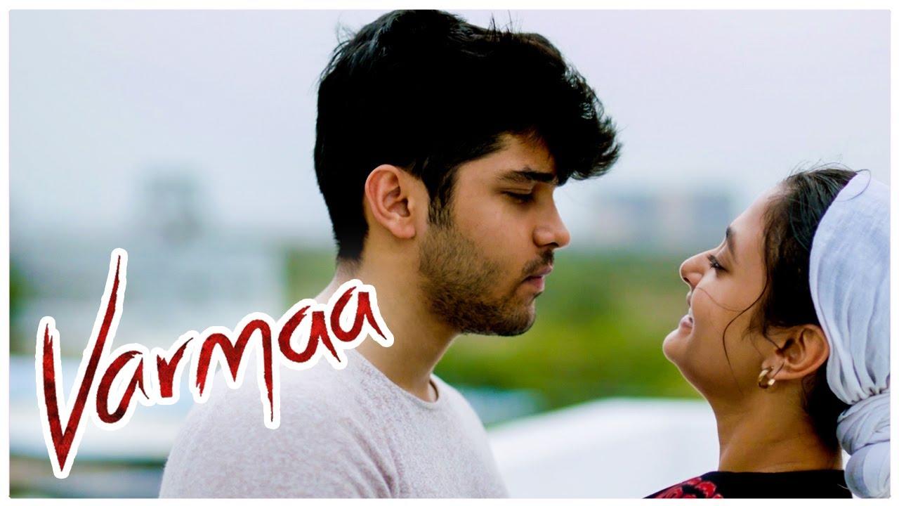 Download Varmaa Tamil Movie Scenes | Dhruv Vikram argues with Megha Chowdhury's father! | Radhan | Bala