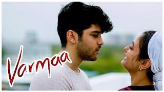 Varmaa Tamil Movie Scenes | Dhruv Vikram argues with Megha Chowdhury's father! | Radhan | Bala