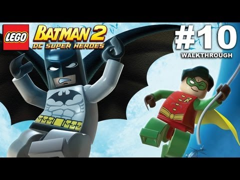 LEGO Batman 2 - Down to Earth - Walkthrough (Part 10)