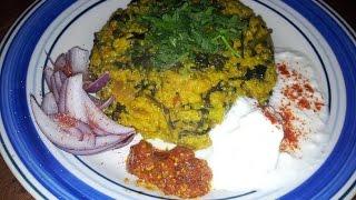 Quinoa Oats Spinach Diet Khichdi