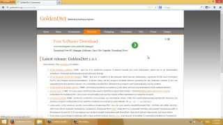 GoldenDict installation كيفية تنصيب و و استخدام جولدندكت